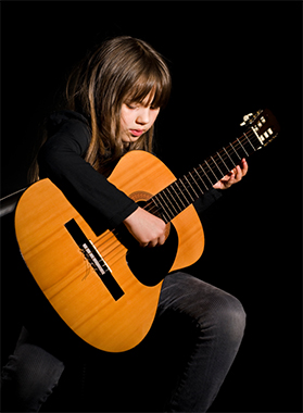 Classical guitar lessons melbourne